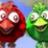 Птички На Проводе - скачать мини-игру